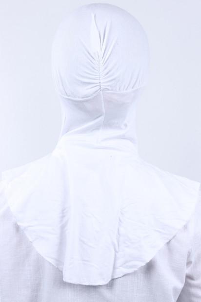 Boyunlu Bone Beyaz