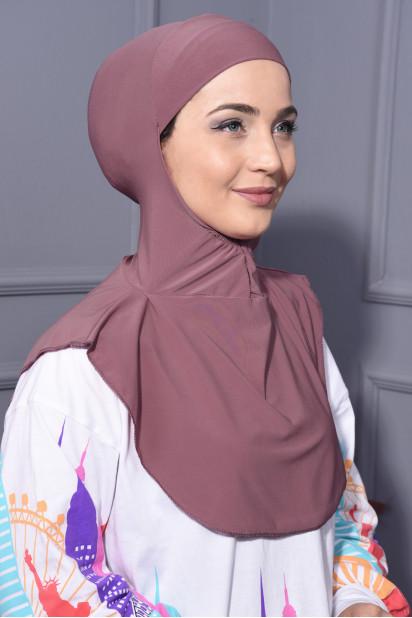 Boyunluk Hijab Gül Kurusu