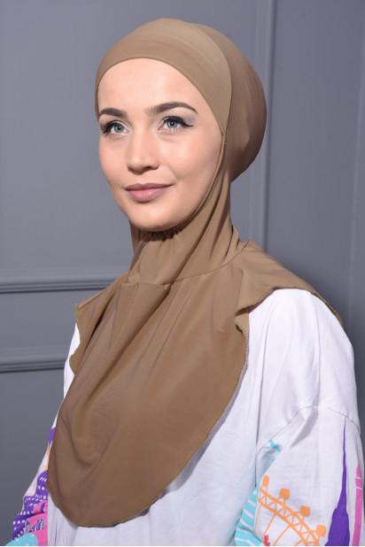Boyunluk Hijab Taba