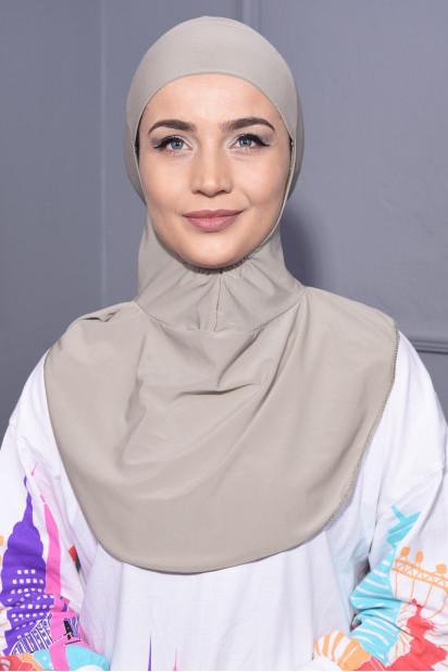 Boyunluk Hijab Taşrengi