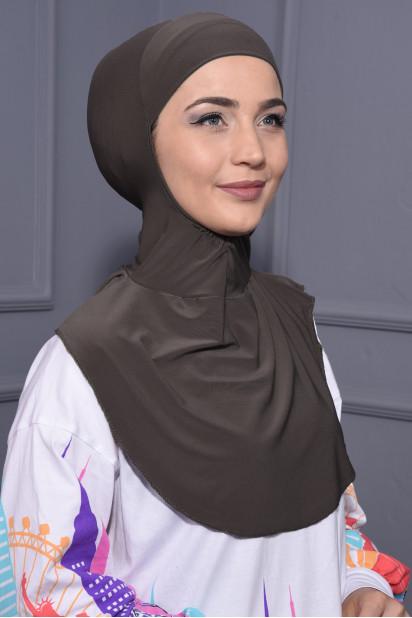 Boyunluk Hijab Vizon