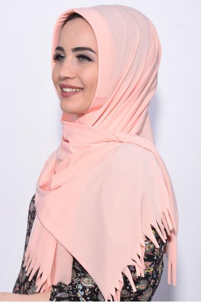 Pratik Hijab Şal Yavruağzı