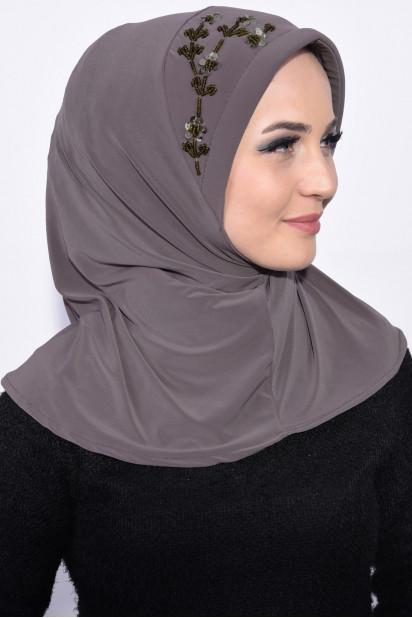 Pratik Pullu Hijab Vizon