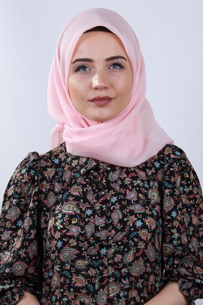 Prenses Eşarp Somon